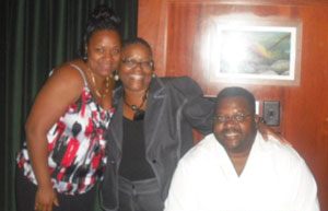 Sherri Buie | Reggie Buie | Cassandra Williams